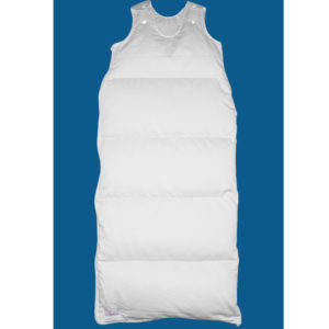 Large Extra Tall Organic White Cotton