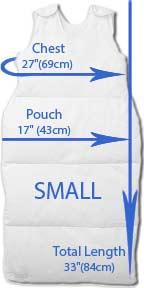 size small dimensions
