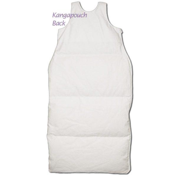 White Cotton Small Back