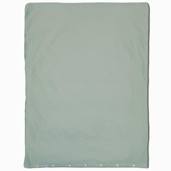 Organic Green Cotton Duvet Cover
