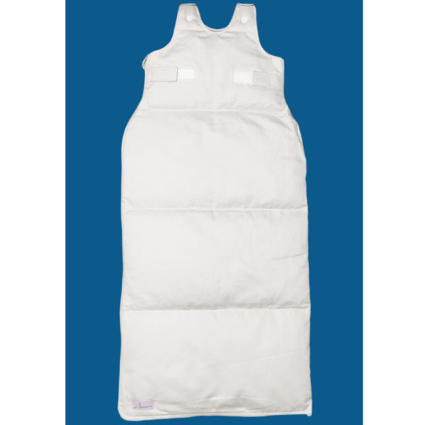 Small Tall White Cotton