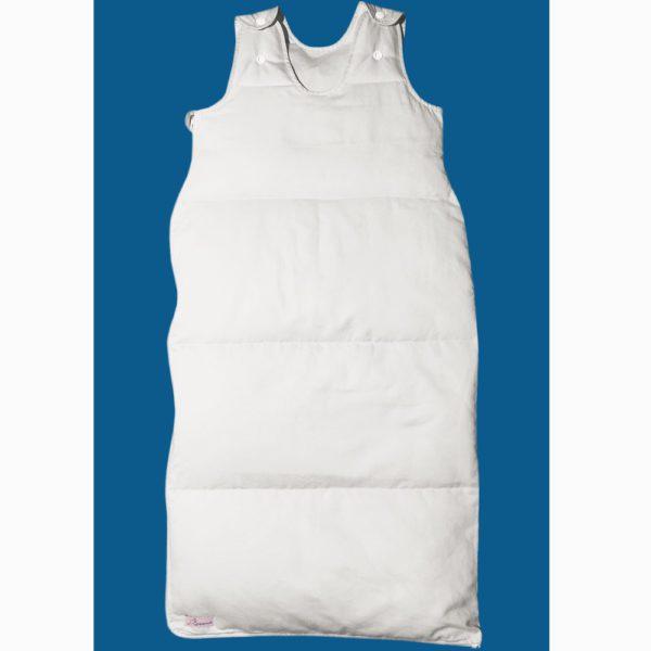 Large White Organic Cotton