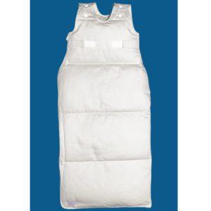 Small Tall Organic White Cotton