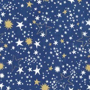 Night Sky - Blue Print