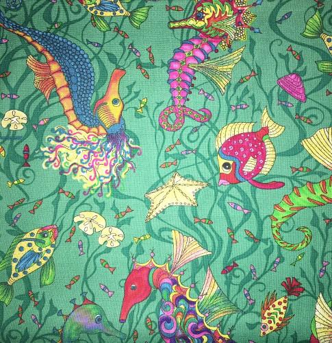 Sea Horses Print